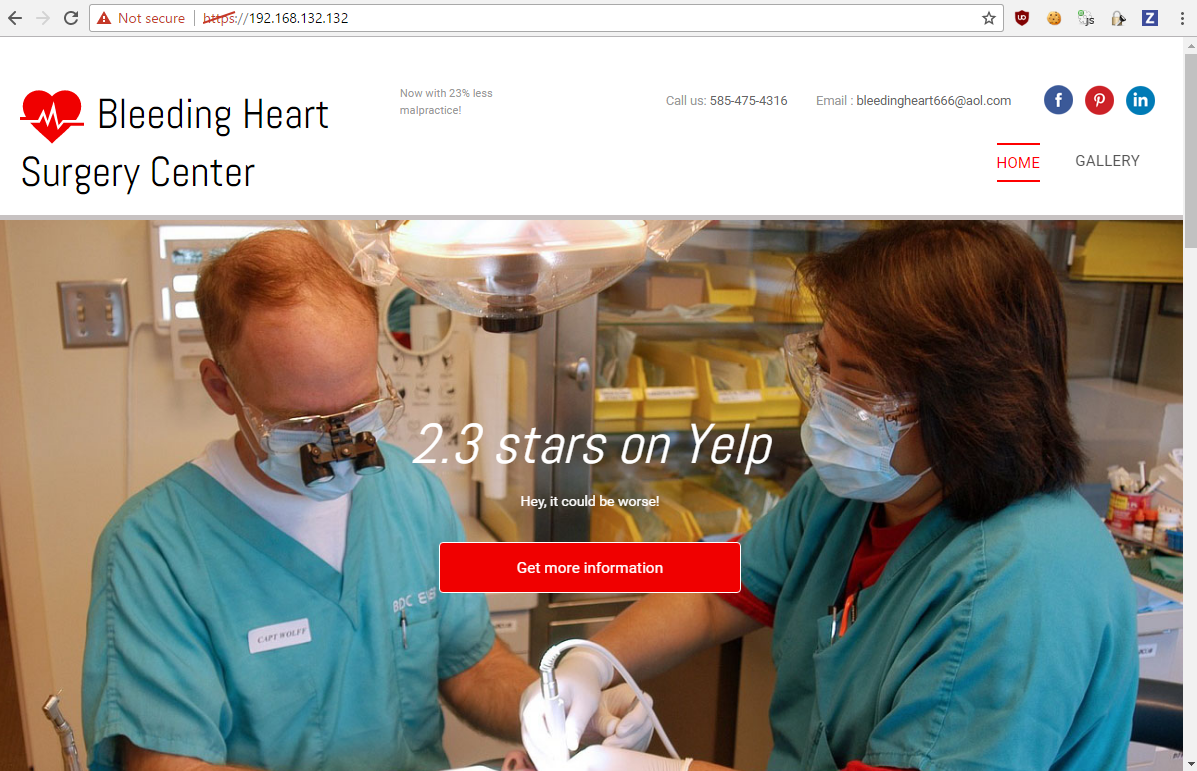 Bleeding Heart Surgical Center